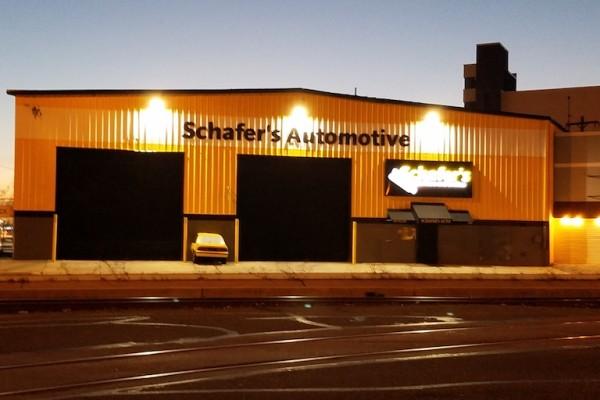 Schafer's Automotive Shop