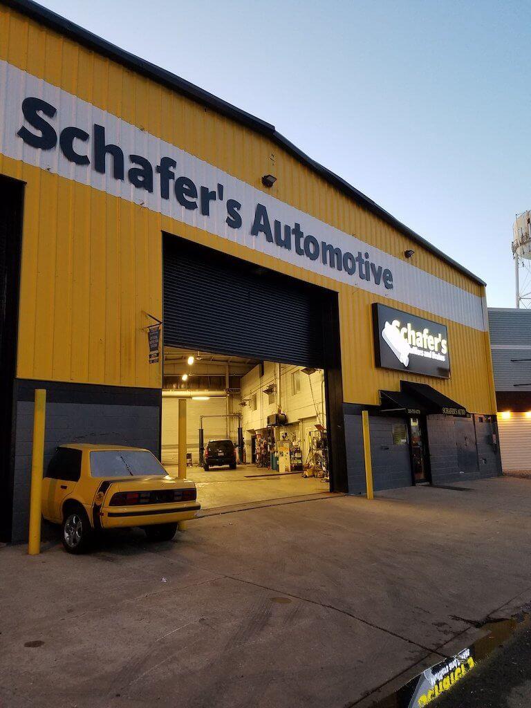 diy auto repair shop philadelphia