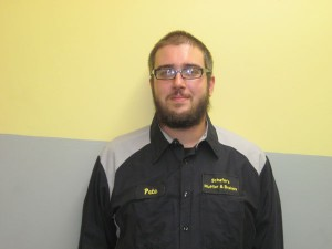 Peter Alessandroni from Schafer's Auto Center
